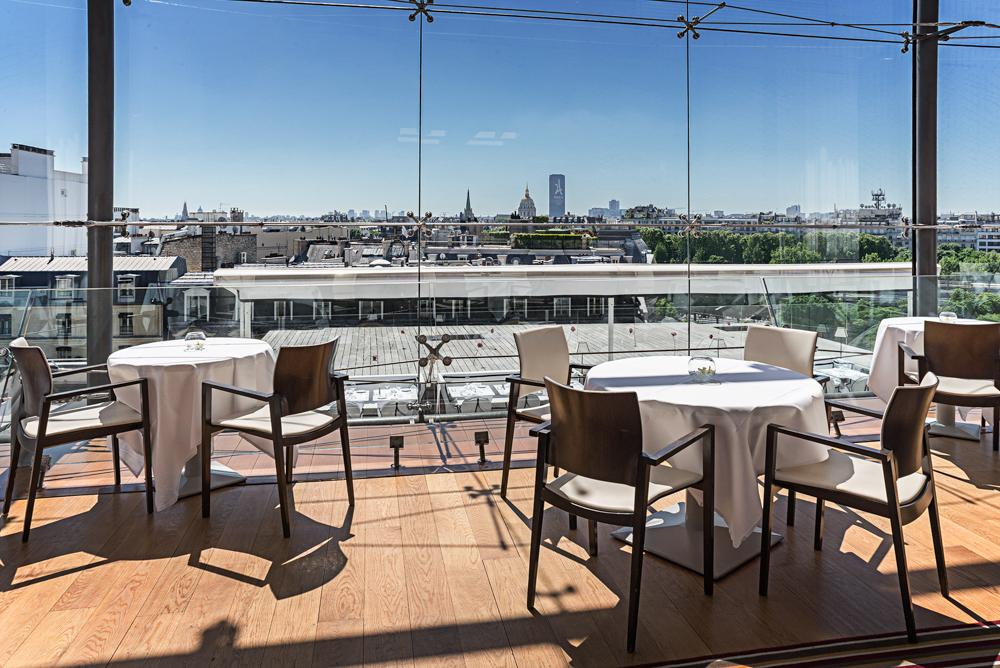 Restaurant maison blanche paris perfect beaucoup de for Architecture de la maison blanche