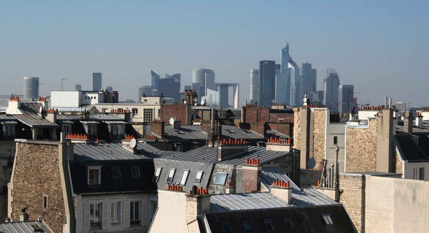 gilles mermet ambassadeur des toits de paris paris sur. Black Bedroom Furniture Sets. Home Design Ideas